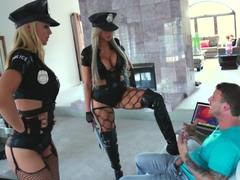 sexual fantasies with the police