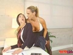 stepmother having sex with stepdaughter schoolgirl